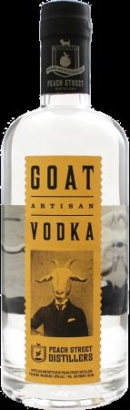 Goat Artisan Vodka by Peach Street Distillers