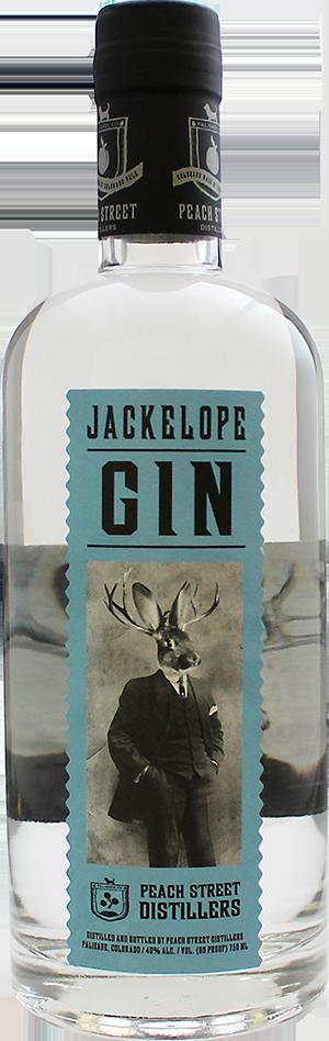 Jackelope Gin by Peach Street Distillers
