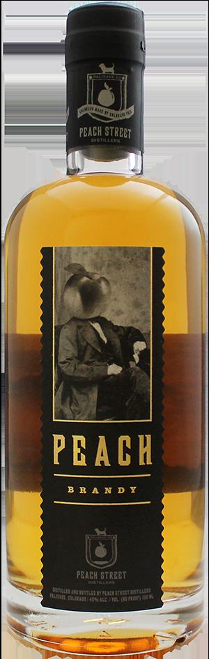 Peach Brandy by Peach Street Distillers