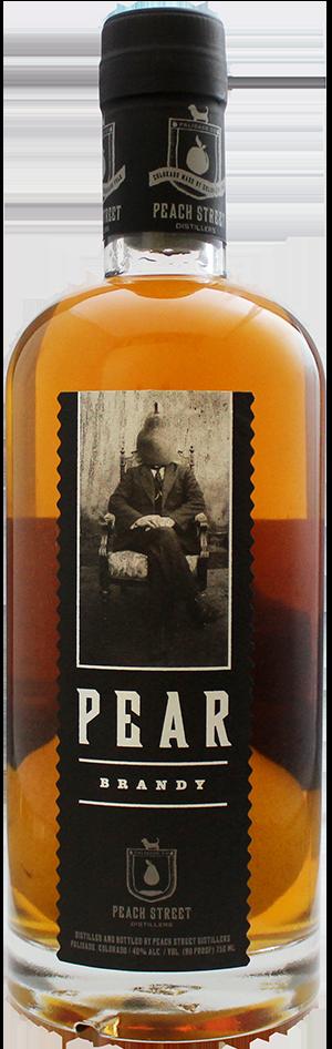Pear Brandy by Peach Street Distillers