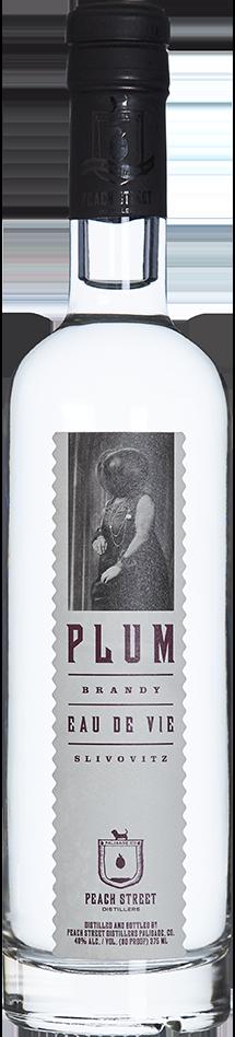 Plum Eau de Vie by Peach Street Distillers