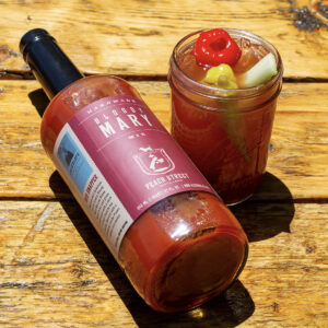 Bloody Mary Mix by Peach Street Distillers
